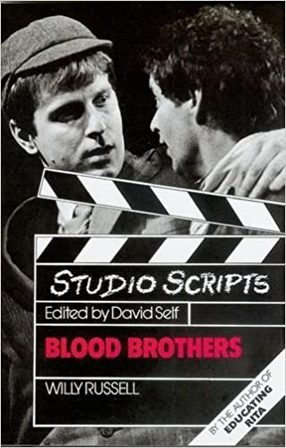 Book Blood Brothers (Studio Scripts) by Willy Russell (1989-01-03)
