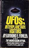 UFOs, Raymond E. Fowler, 0553132997