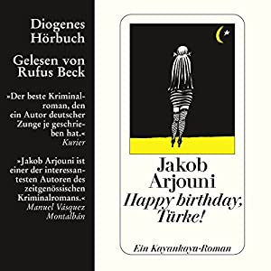 Happy Birthday, Türke! Audiobook