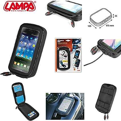 Porta Smartphone magnético lámpara 90424 para Moto Mash depósito ...