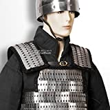 Medieval Gears Brand Medieval Metal Scale Plate Body Armor Domed Scales LARP Renaissance Costume M