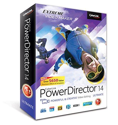 Cyberlink PowerDirector 14 Ultimate by Cyberlink