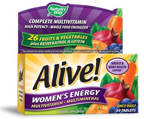Жив Женская Энергия Мультивитаминный-Мультиминерал
