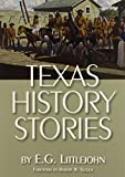 img - for Texas History Stories book / textbook / text book
