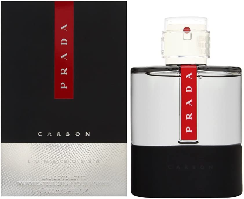 PRADA LUNA ROSSA CARBON EDT 100 ML VAPO