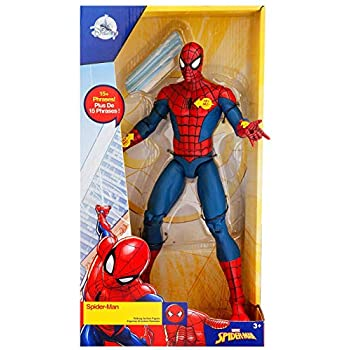 Marvel Spider-Man Talking Action Figure Multi461017449518