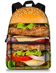 Jeremysport Hamburger School Bag Rucksack Backpack