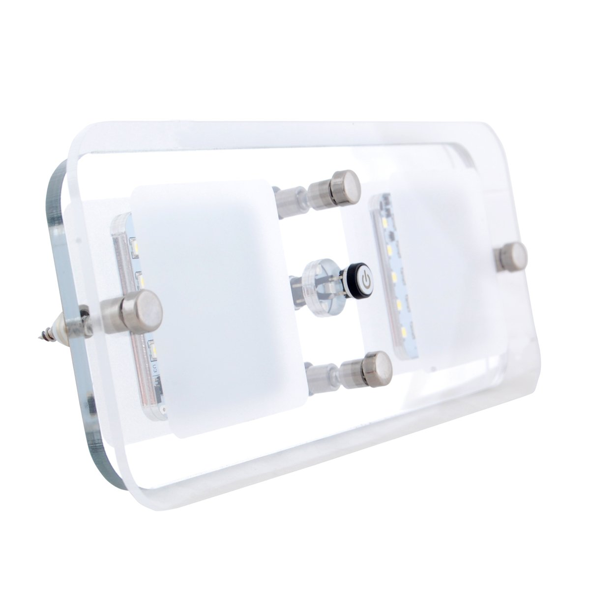 Dream Lighting LED Ceiling Lights Interior Lamps for Caravan Motorhome Boat Acrylic Lamp Lens On/off Switch Jiangmen city Jerrylight LTD C.O.