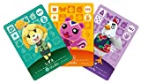 Animal Crossing Card amiibo [Animal Crossing Series] 5 pack set