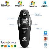 AMERTEER Wireless Presenter, PPT Controller