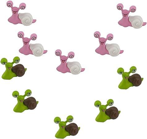 Resin Miniature Figurine Craft Plant Pots Fairy Dollhouse Decor Garden Ornament