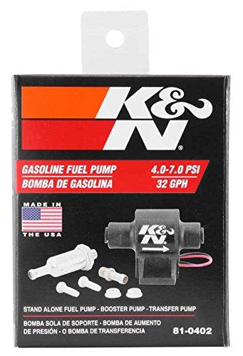K/&N 81-0402 Fuel Pump
