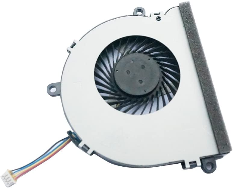 Original New For HP Notebook 15-ba053nr 15-ba057cl series CPU FAN with Grease