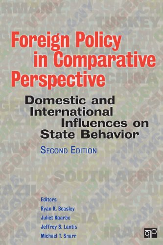 Download Foreign Policy in Comparative Perspective: Domestic and International Influences on State Behavior Pdf