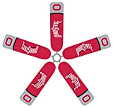 Fan Blade Designs Ohio State Ceiling Fan Blade Covers
