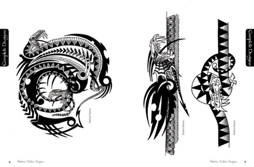 Line Art Tattoo Designs : Buy modern tribal tattoo designs book online at low prices in