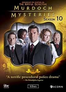 Murdoch Mysteries: Season 10