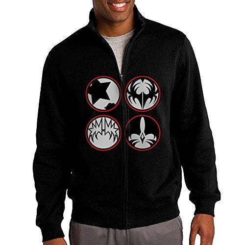 Kiss Creatures Of The Night Man Pullover Hoodies Shirt Design (Alex Turner Sweatshirt)
