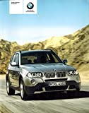 2010 BMW X3 xDrive 30i Owners Manual Factory Set