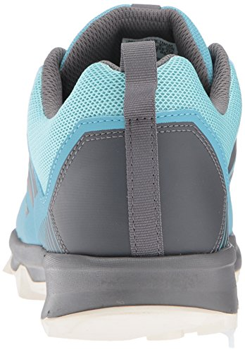 adidas outdoor Womens Terrex Tracerocker W Trail Running Shoe Vapour Blue/Grey Four/Icey Blue LyTSys