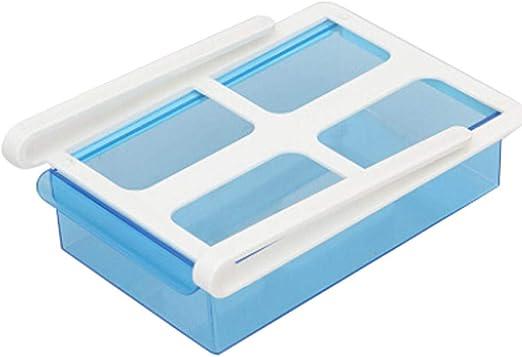 ShunHoo Organizador De Congelador Deslizante, Refrigerador De ...