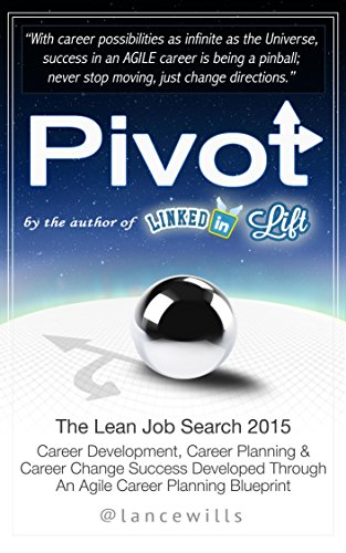 Amazon pivot the lean job search 2015 career development pivot the lean job search 2015 career development career planning career malvernweather Choice Image