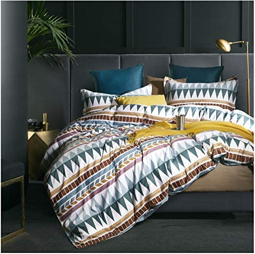 Bohemian Striped Reversible Southwestern Bedding product image