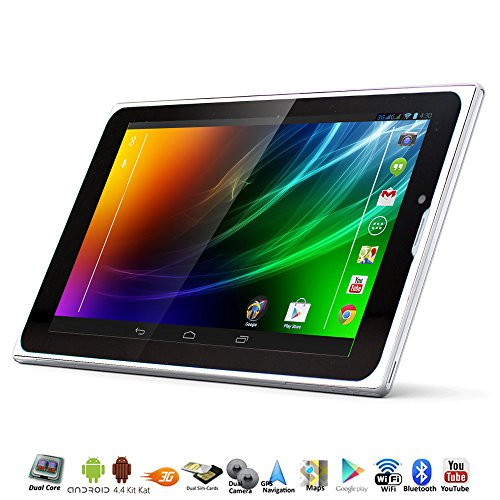 Indigi 2-in-1 SmartPhone 3G + WiFi Phablet Tablet PC 7' Android 4.4 GSM...