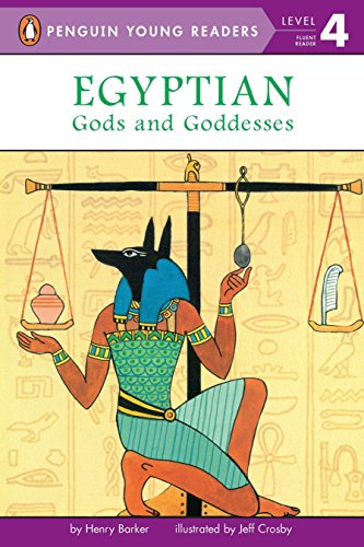 Egyptian Gods and Goddesses (Penguin Young Readers, Level -