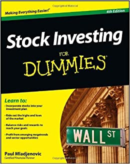 Stock investing for dummies amazon paul mladjenovic see all buying options stock investing for dummies ccuart Image collections