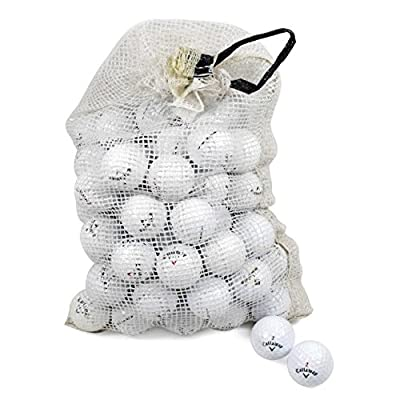 Callaway Assorted B/C Grade Condition Recycled Golf Ball (72 Pack)