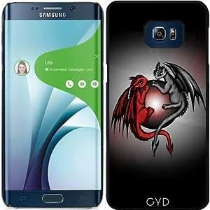 Funda para Samsung Galaxy S6 Edge Plus - Dragones Universo by Pezi Creation