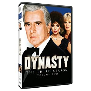 Dynasty: Season Three, Vol. 2 movie