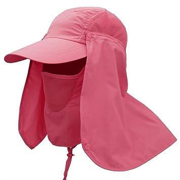 Amazon.com  SUEKQ Unisex Sun Hats f0fe97e5d76