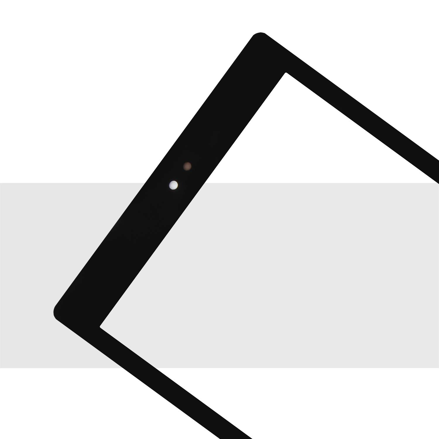SRJTEK for  Kindle Fire HD8 6th PR53DC New Touch Screen Digitizer Glass Replacement Black