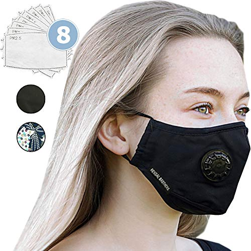Cotton Anti Dust N99 Activated Pollution Dust Filters Smoke Mouth Reusable - Air Filter N95 For Face Mask 8 Carbon Washable