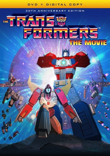 - Transformers: The Movie (30th Anniversary Edition)