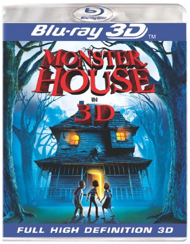 Monster House [Blu-ray 3D Version] ()