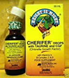 2 Cherifer Drops w/Taurine and CGF