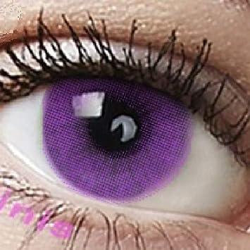 neu billig billiger komplettes Angebot an Artikeln freshtone freshtone farbige kontaktlinsen monatslinsen violet lila ft-13vt  Farbige Kontaktlinsen 3 Monatslinsen lila Sweet Violet Gute Deckkraft ohne  ...
