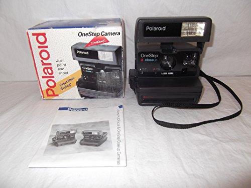 Polaroid One Step Close Up Instant Camera