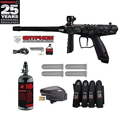 MAddog Tippmann Gryphon Advanced Paintball Gun Package