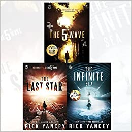 Rick Yancey Collection The 5th Wave Series 3 Books Bundle