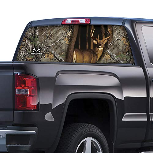 - Camowraps (RT-WF-WT-XT) Xtra Camo Whitetail Window Film