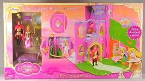 Amazon Com Disney Princess Enchanted Tales Pop Up Storybook Playset Toys Amp Games