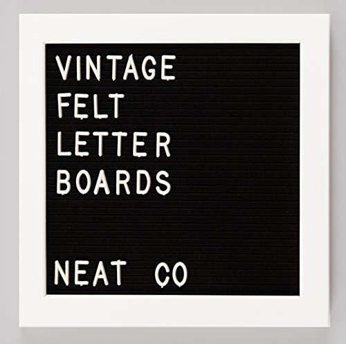 Changeable Felt Letter Board with 290 Letters