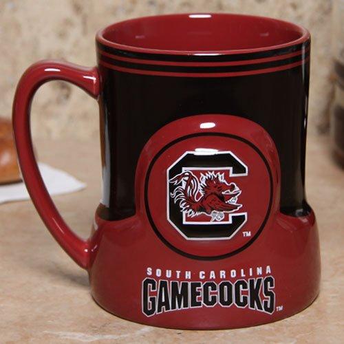 South Carolina Gamecocks Coffee Mug - 18oz Game - Carolina South Malls Outlet