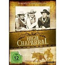 High Chaparral - Die komplette Serie [26 DVDs]