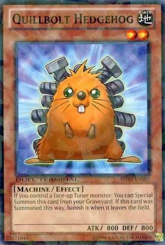 illbolt Hedgehog (Common; Parallel) ()