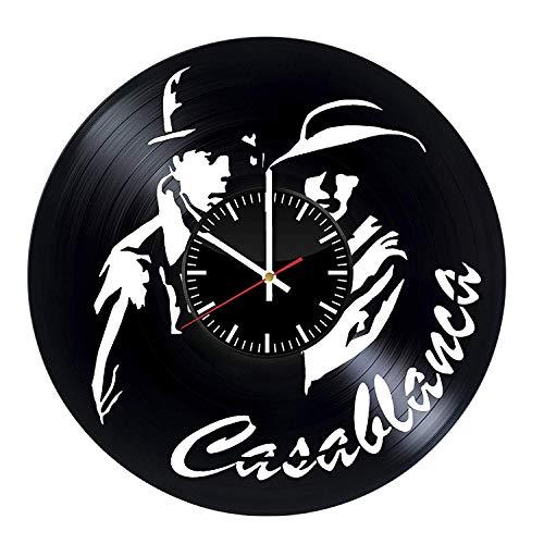 Casablanca Themed Party Costumes - TikTok Studio Casablanca Vinyl Record Wall